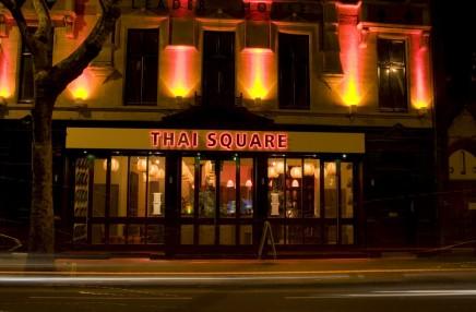 Best Restaurants Covent Garden Thai Square
