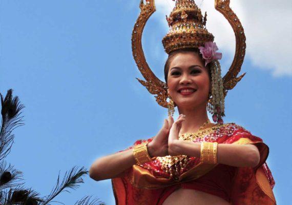 Thai @ Trafalgar Square