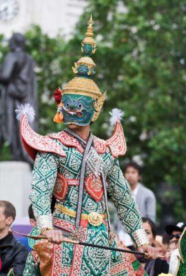 Thai @Trafalgar -Thai giant