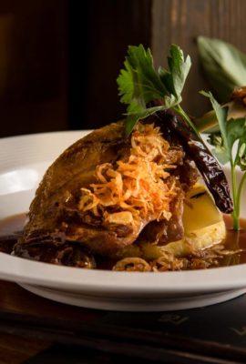 Duck in Tamarind sauce