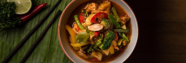 Vegetarian Jungle curry