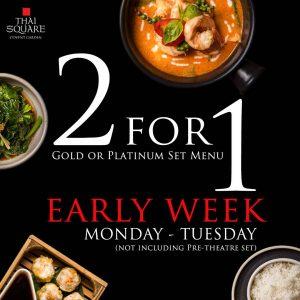 Thai Square Restaurants | Best Thai Restaurant London